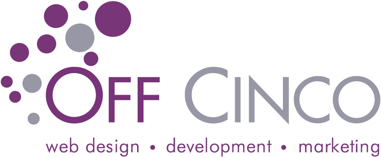 Off Cinco – Katy Texas Web Design | Municipal Utility District Web Design Company Retina Logo